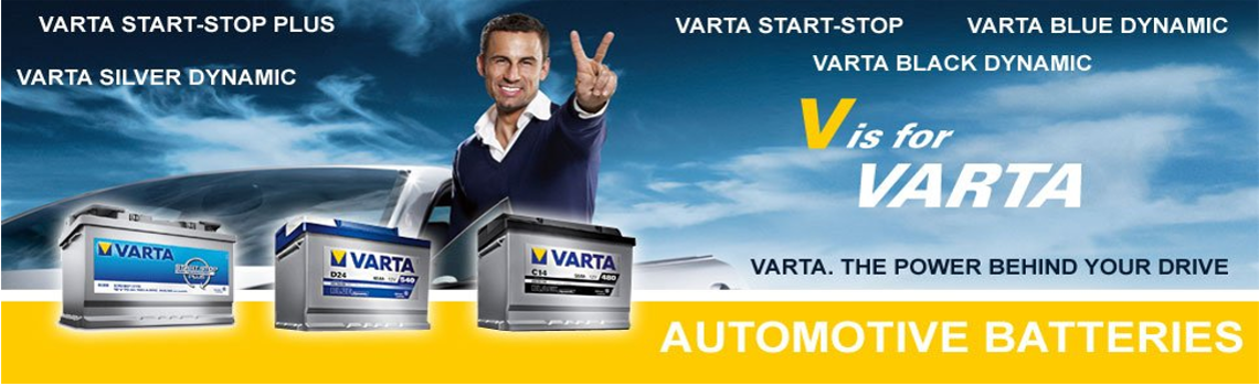 Varta automotive