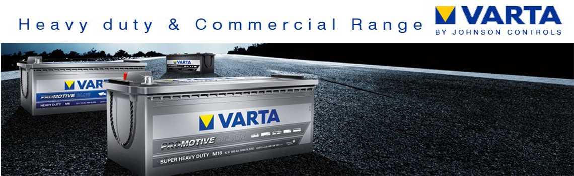 Varta Heavy Duty